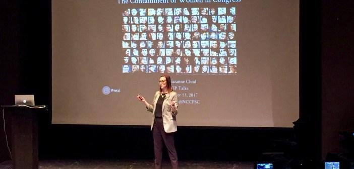 'TIP' Talks return to teach timely politics