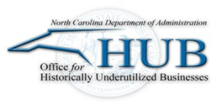 Historically Underutilized Businesses logo