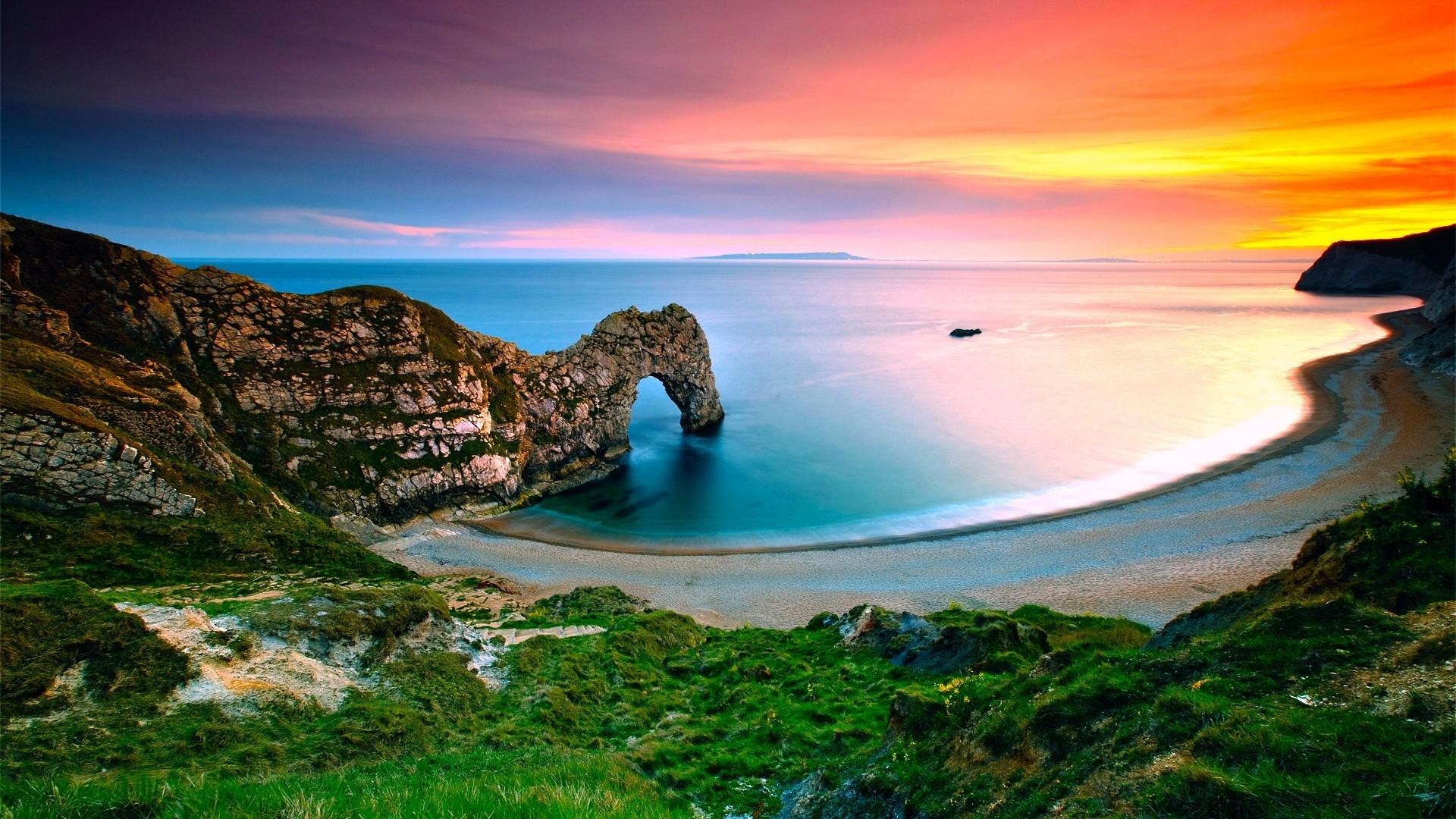 Hd Beach Ocean Wallpaper New Landscap Wallpaper Landscape Ocean Beach Hd Desktop New Covenant Church