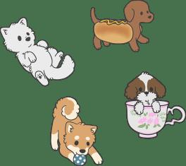 Pupper Stickers vol. 2