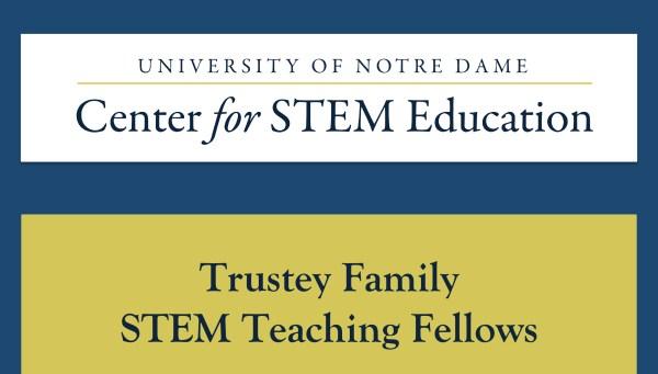 University Of Notre Dame Center Stem Education