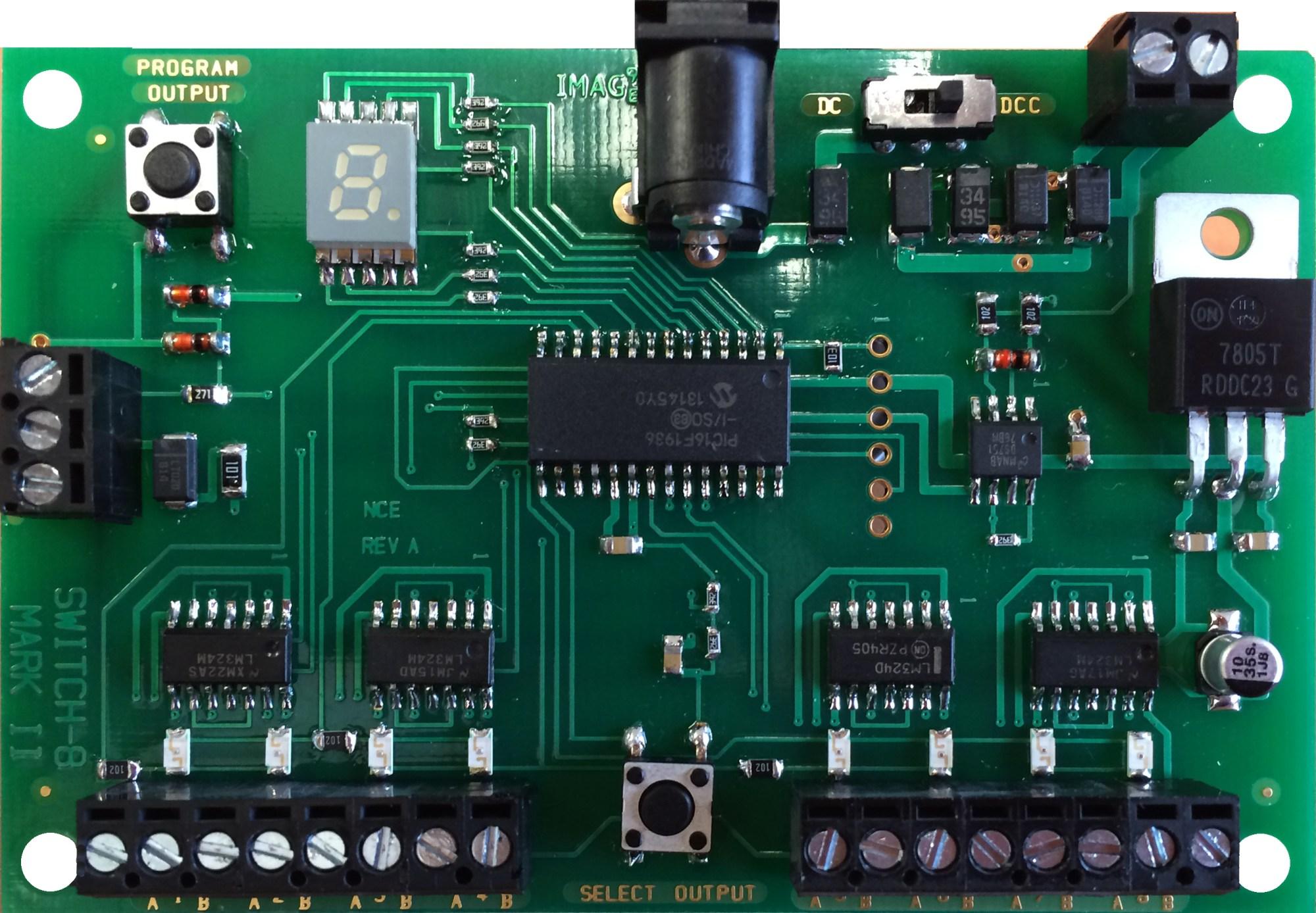 hight resolution of switch 8 mk2