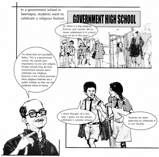 MCQ Questions for Class 8 Civics Chapter 2