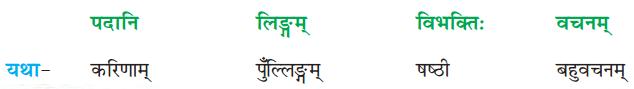 NCERT Solutions for Class 8 Sanskrit Chapter 15 प्रहेलिकाः Q5