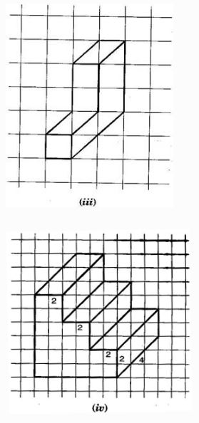 NCERT Solutions Class 7 Mathematics Visualizing Solid