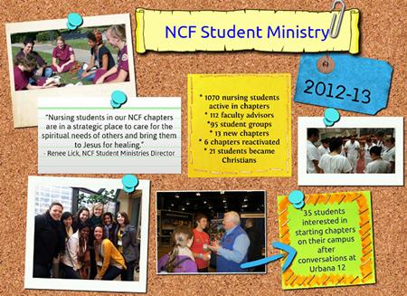 2012-13 Bulletin Board