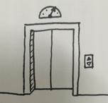 Dort elevator is (finally) broken