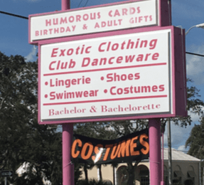 Sexy Sarasota: Exploring our adult stores