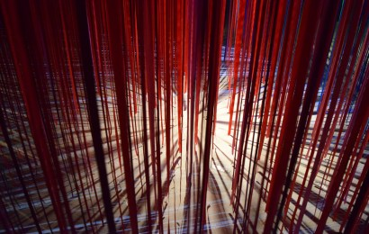 Pathless Woods @ the Ringling: Interactive, multi-media installation gives viewers a synesthetic experience