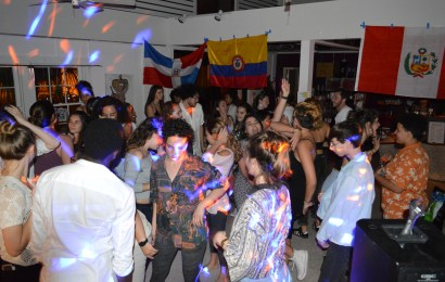 Salsa^2  : Celebrating Latinx culture while at a  predominantly white campus
