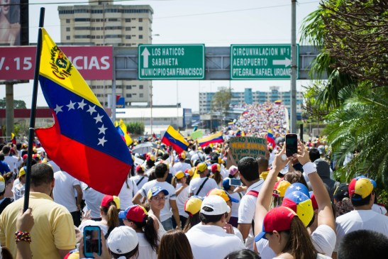 Photo courtesy of Wikimedia Commons Thousands of people took to the streets of Venezuela within the past month, capturing media attention worldwide.