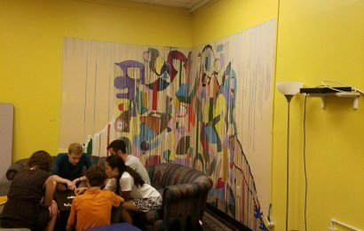 Capital Improvements: campus hangouts get a makeover
