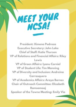 meet your ncsa!