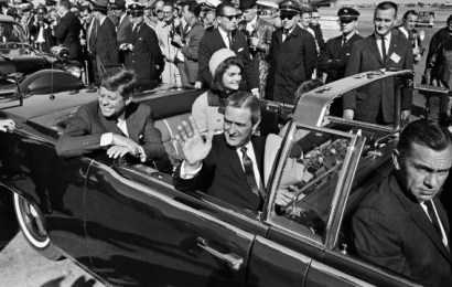 Trump announces allowance of release of JFK assassination