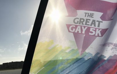 THE GREAT GAY 5K