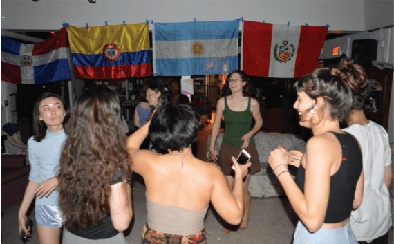 Latinx club fosters 'a community within a community'