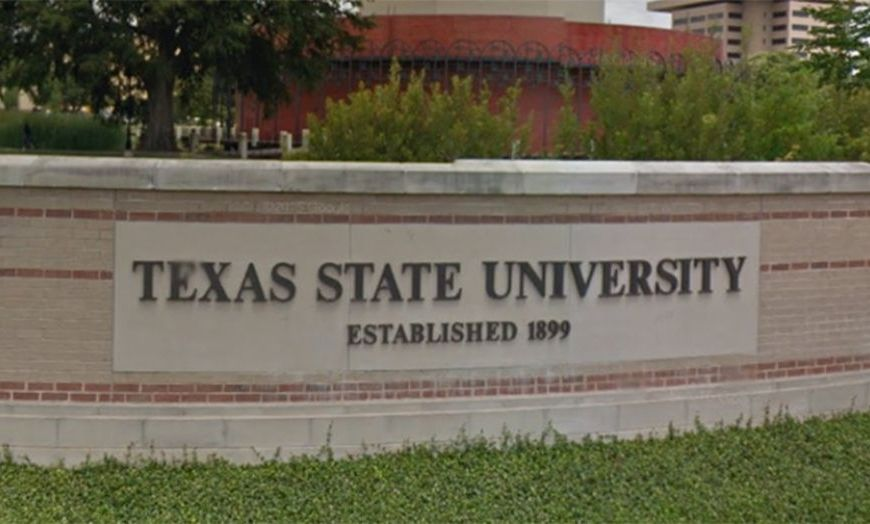 Texas State University suspends all Greek life following the death of a pledge
