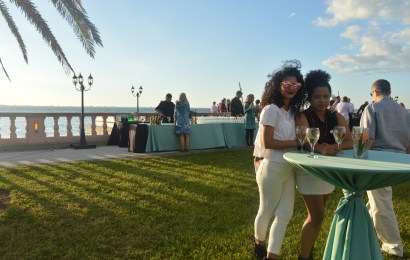 Bayfront Clambake raises over $240,000 for international and out of state student scholarships