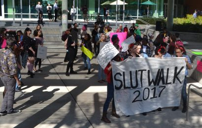 Safe HOME at University of South Florida hosts first annual Slut Walk