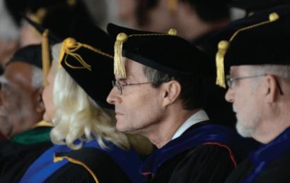 Remembering Professor Glenn Cuomo