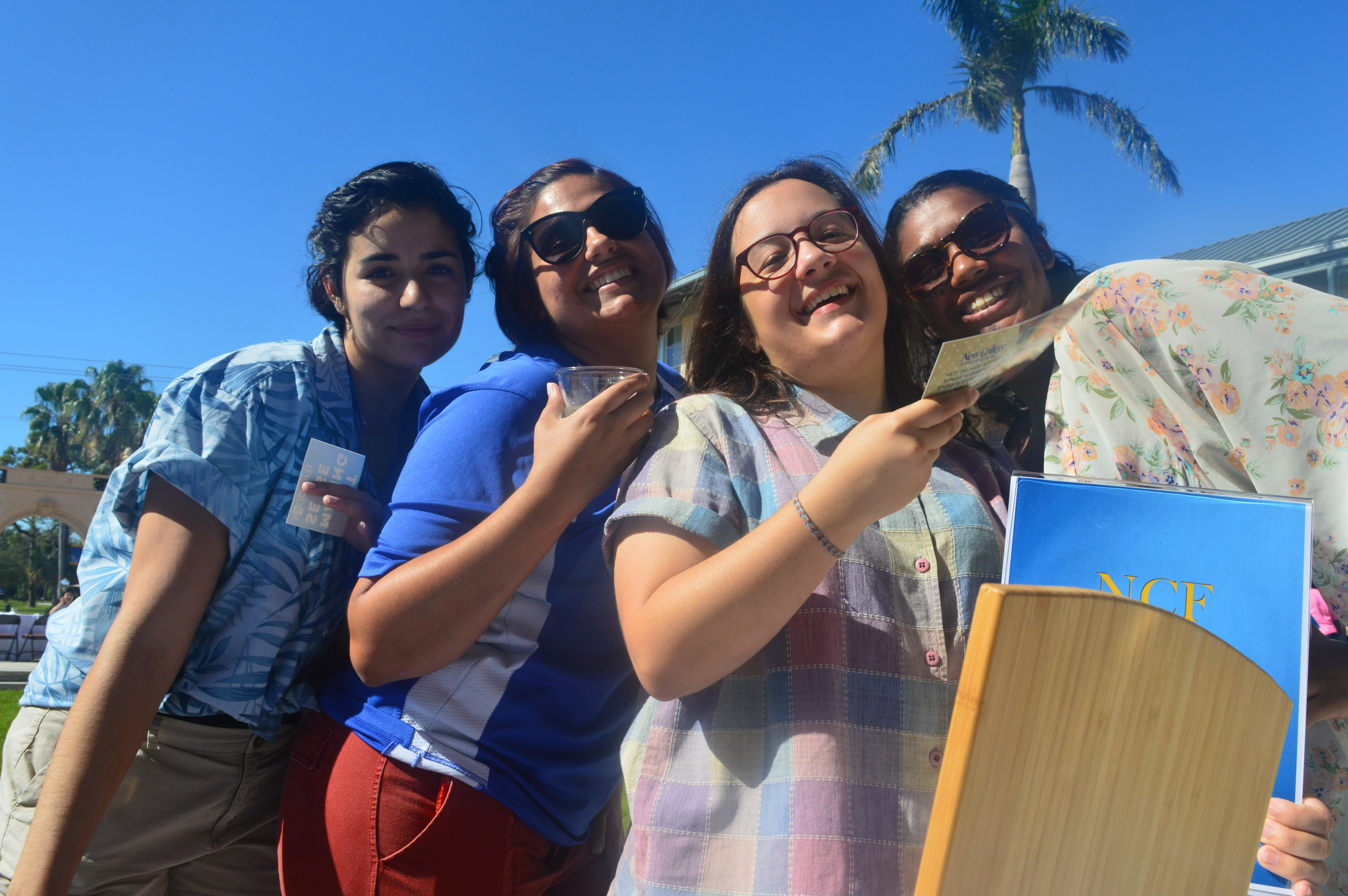 Experience New College: Prospective student events brings hundreds to campus