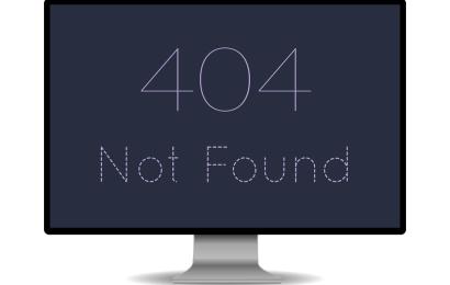 Error 404: Computers Not Found