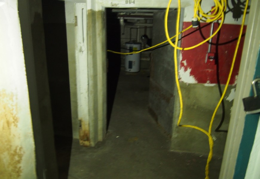 Haunted history permeates old campus buildings