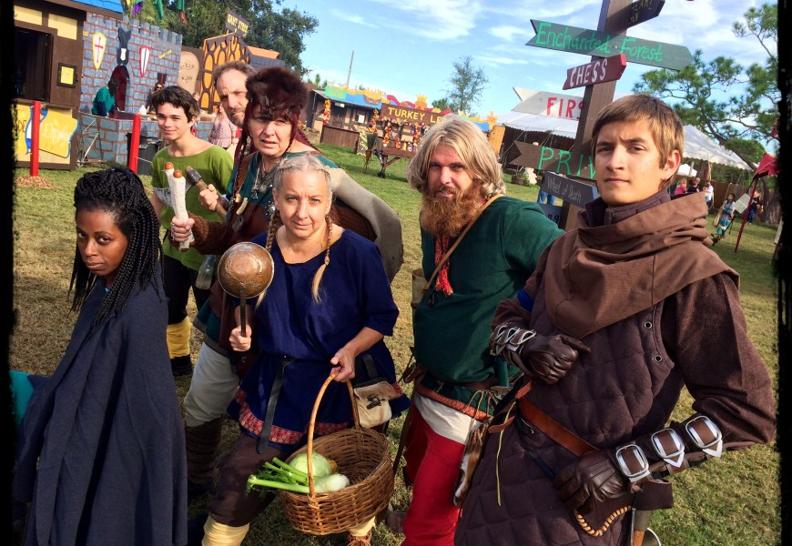 Annual medieval fair returns to the Sarasota Fairgrounds