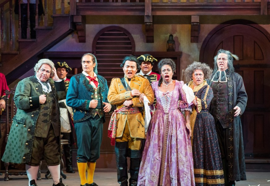 Sarasota Opera kicks off its fall season with The Barber of Seville