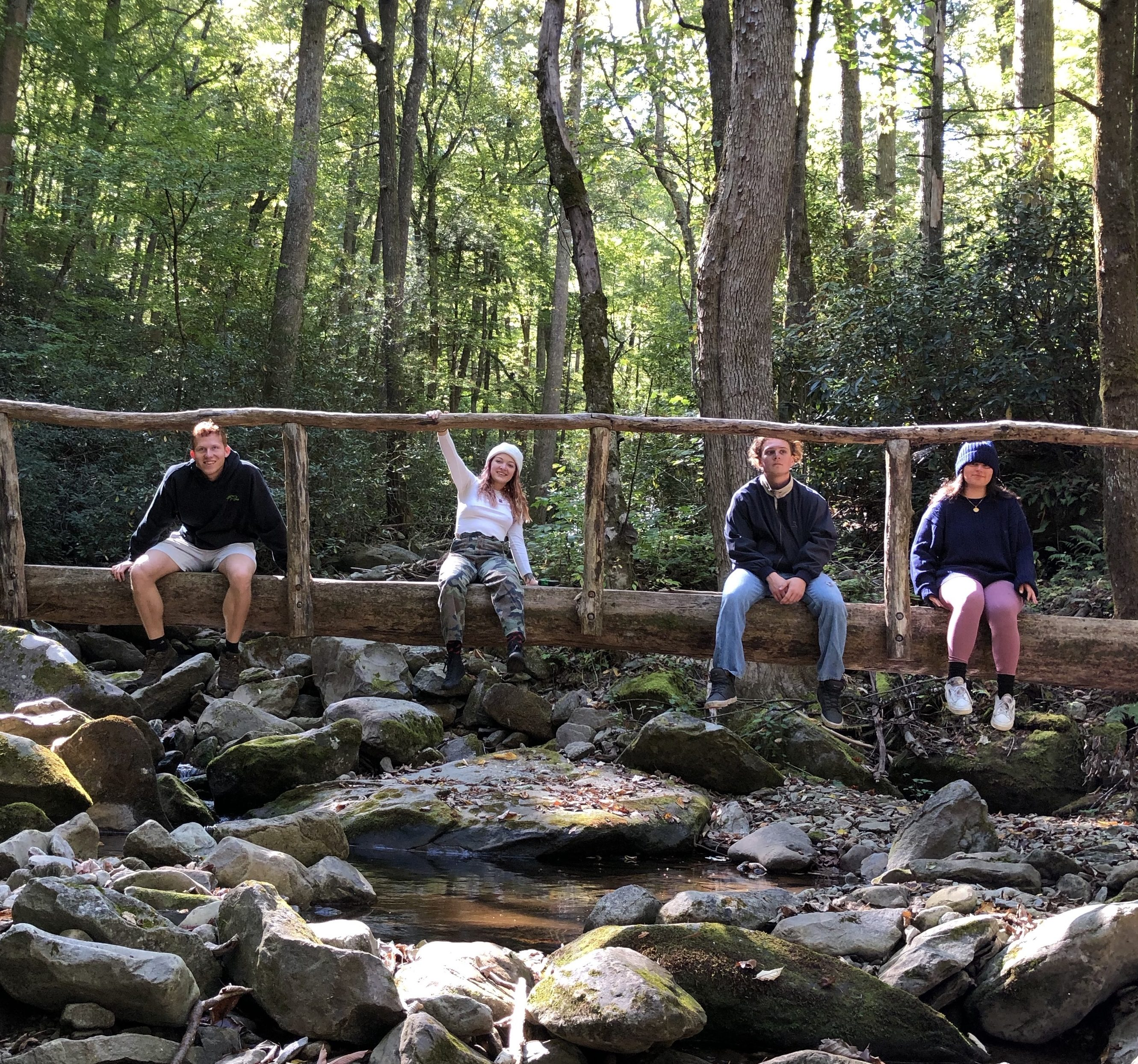 Students share their fall break travels and experiences