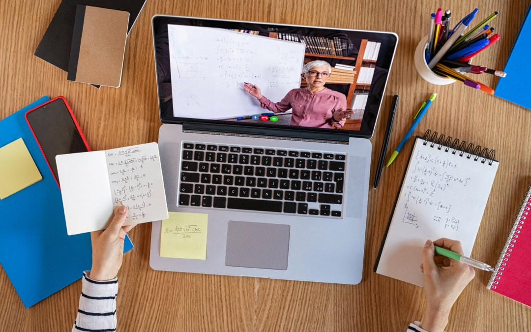 4 Tips for Adjusting to Remote Learning
