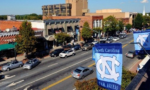 Chapel Hill Carrboro FHA Loans