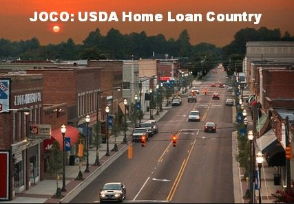Johnston County Qualifies for USDA Home Loans
