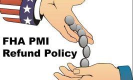 FHA PMI Refinance Refund Chart