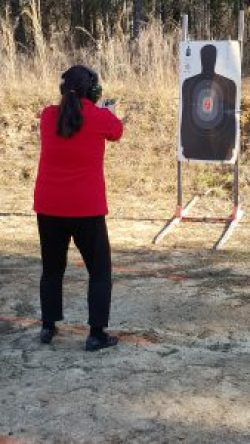 Concealed Carry Handguns Qualification