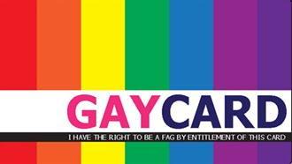 Gay Card