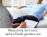 NCFM's position on toxic masculinity… stop male bashing