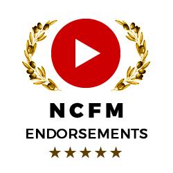 NCFM 2020 Endorsements Banner