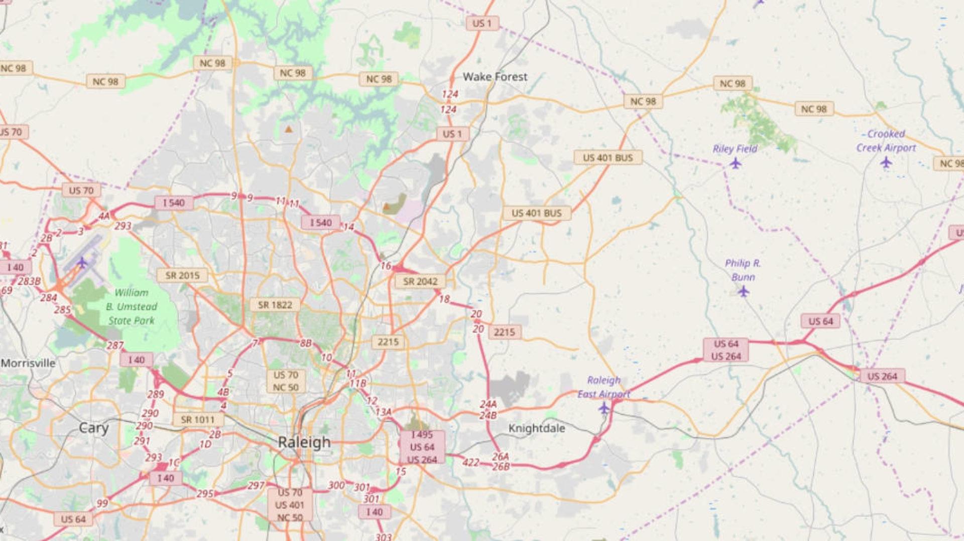 North Carolina Geography Rebuilding The Ncgs