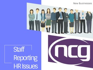 Staff Reporting HR Issues