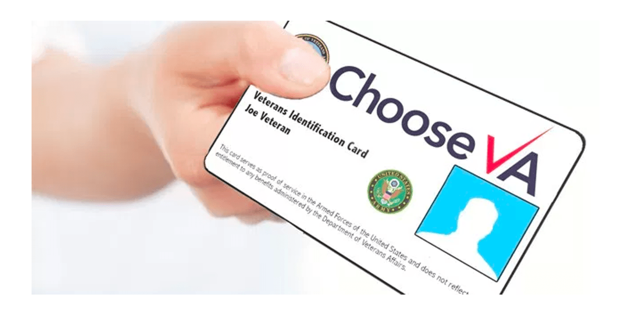 New Veterans ID Card Now Available