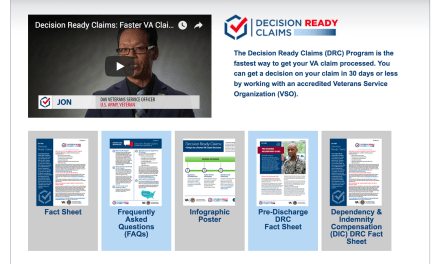 VA Rolls Out Additional Enhancements to Decision Ready Claims Program