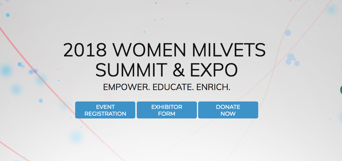 Register for the Women Veterans Summit and Expo