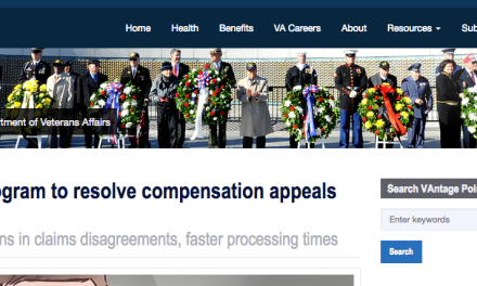 VA Rapid Approval Mobilization Program and Upcoming Claims Clinic