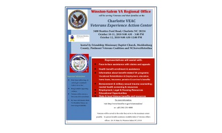 Charlotte Veterans Experience Action Center