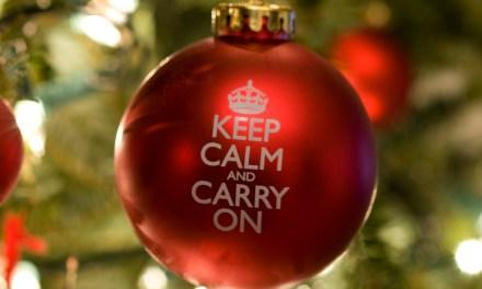 Combating Holiday Stress