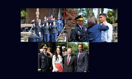 "NC Department of Military & Veterans Affairs (NC DMVA) Observes ""Armed Forces Day"""