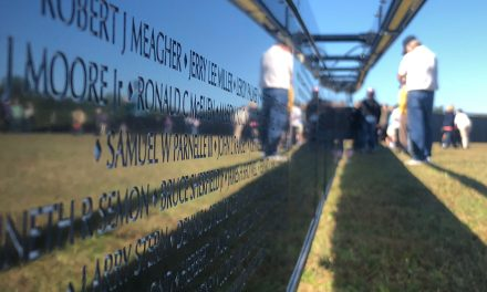 Vietnam Memorial Wall Coming Back To NC