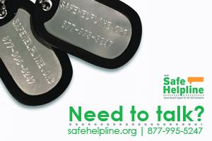 Safe Helpline: A Hotline for DoD Sexual Assault Stakeholders & Clinicians