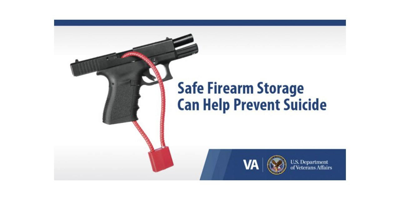 VA Releases Safe Firearm Storage Toolkit